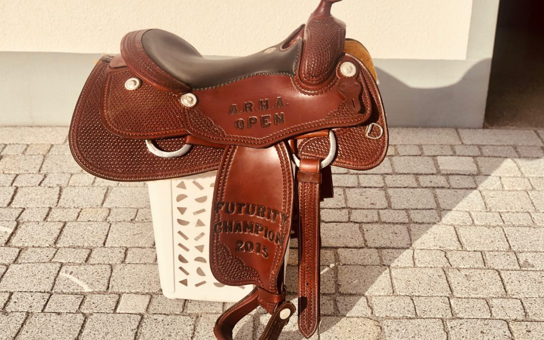 NEW TROPHY SADDLE FORSALE